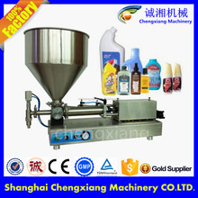 Easy operation manual filling machine corn oil,manual filling machine 500 ml