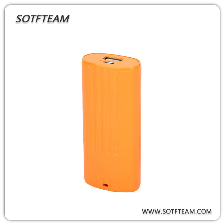 Portable ultra slim bulk free samples 3000mAh power bank supply supplier