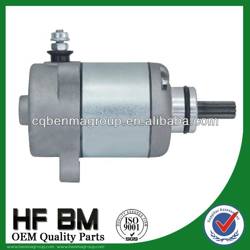 Super Quality motorcycle SPIN125 starter motor with good price !