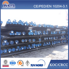 steel pipe 600mm schedule 40 steel pipe roughness carbon steel seamless pipe