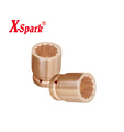 Non Sparking Non Magnetic Hand Tools Brass Impact Socket