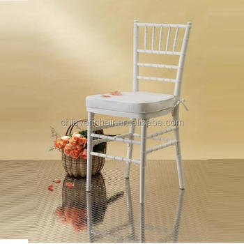 Modern Wedding Hotel Funiture Gold Solid Wooden Chivary Ballroom Chiavari Chair