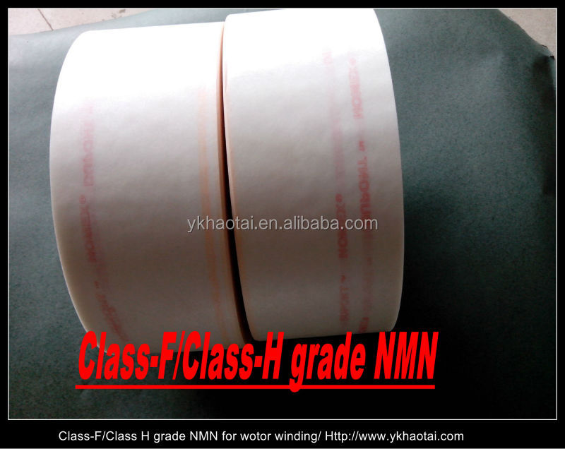 NMN electric motor winding materials