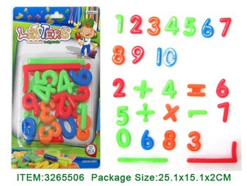 Numbers Learning DIY Toy Study Set Educational Toys