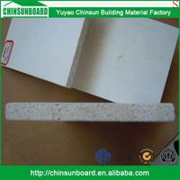 Supplier Fireproof Wholesale Eco-Friendly Tobermorite Yurui Cheap Price Decorative Fireproof Mgo Board