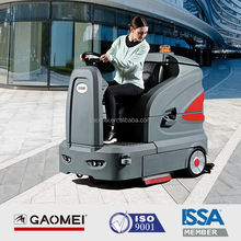GM160 china drive on high speed floor scrubbing equipment
