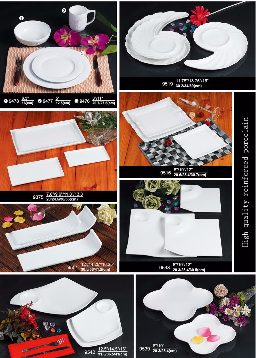 Professional Excellent White Heart Butterfly Shape Porcelain Soy Sause Dishes