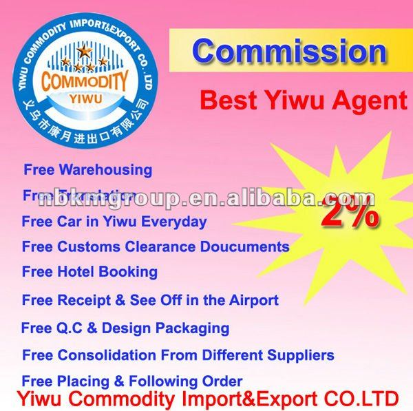 The Lowest Commission Yiwu Agent