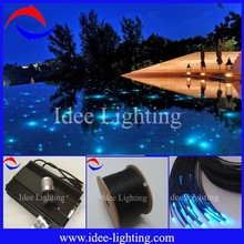 mitsubishi fiber optic LED pool light with remote control DMX waterproof box