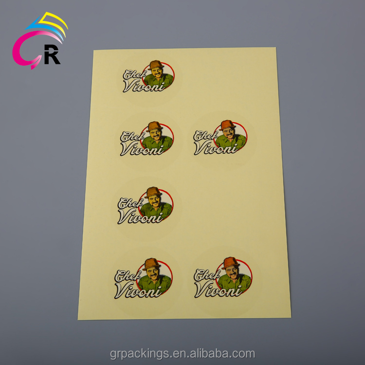 china custom hot sale transparent label printing glitter kids sticker sheets