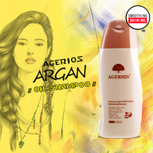 High profit margin moroccan argan oil moisturizing nourishing hair care shampoo oem 500ml