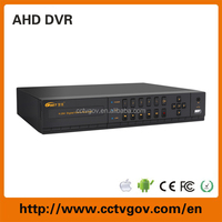 4CH 720P AHD DVR with HDMI Real Time Standalone CCTV AHD DVR