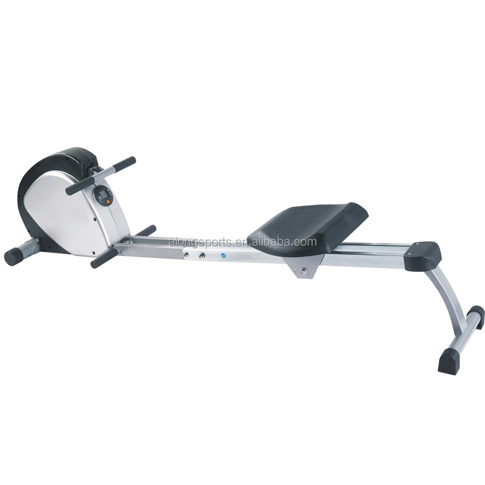 Indoor foldable Rower RM210 Folding Rowing Machine Adjustable