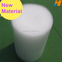 Alibaba China anti-static durable LDPE Air Cushion bubble Film with roll with different sizes