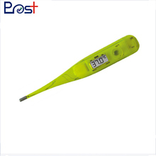 Factory price CE digital oval armpit clinical thermometer features
