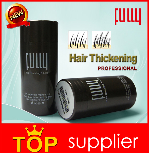Factory cheap price product for hair growth fully hair building fibers