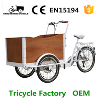 holland cargo bike/electric tricycle adults for sale