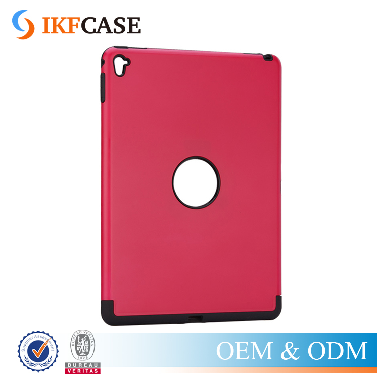 Wholesale Business Style Heavy Duty Full-body Rugged Hybrid Protective Case For Apple iPad Pro