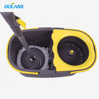 electrostatic dust self cleaning 360 degree cleaning mop