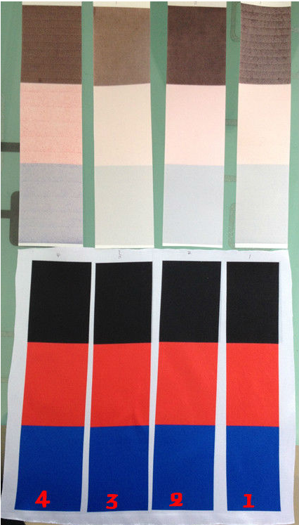 large format sublimation transfer paper