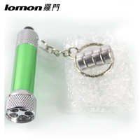 Promotional Gift Led Keychain Aluminum Flashlight Bailong