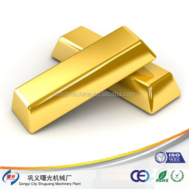 E waste recycling machine for gold
