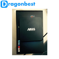 M8S Amlogic S812 Chipset set-top box 4K Android Box 2G/8G XBMC Dual band 2.4G/5G wifi Full HD Android 4.4 Smart TV Receiver