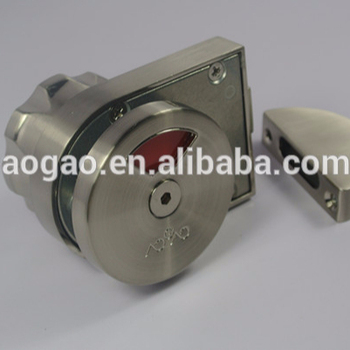 factory hot sales zinc alloy toilet cubicles door lock