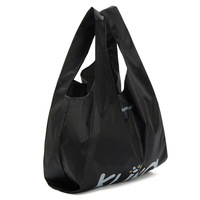 210D cheap recycled waterproof foldable polyester shopping bag