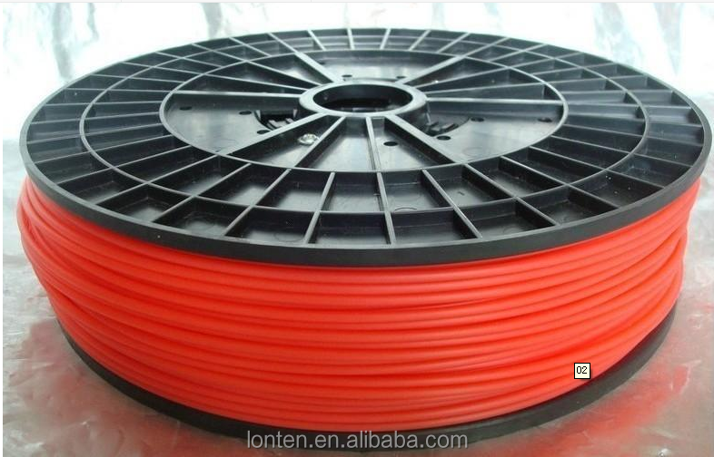 Wholesale 12kg/lot 1.75mm 3mm <strong>ABS</strong>/PLA Filament 3D Printers Filament 10 Colors MIX&MATCH environmental-friendly Freeshipping hm64