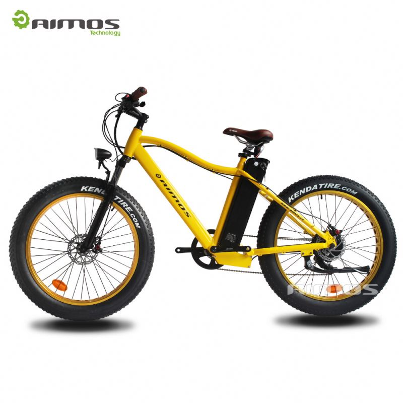 20' classsical American folding fat tire electric beach bicycle