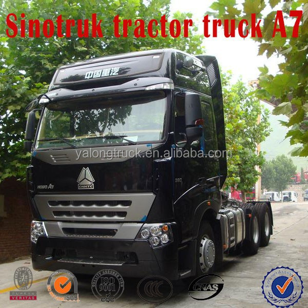 6*4 Sino Tractor <strong>Truck</strong>/ Prime Mover/ Tractor Head A7