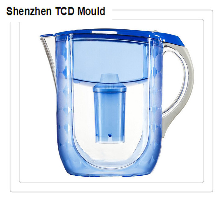 Tcd alkaline durable glass water filter pitcher buy water filter pitcher glass water filter - Glass filtered water pitcher ...