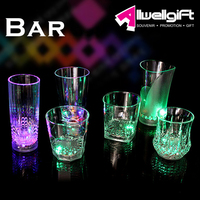 drinking ware Color led light night lighting beer glass mug