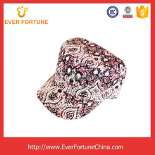 Factory price 5 panel printing baseball caps sports caps fashion casual hat baseball cap making machine