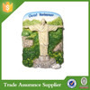 Christ Redeemer Rio De Janeiro Brazil High Quality Resin 3D Fridge Magnets