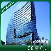 Innovative Design Fabrication and Engineering - Aluminum and Glass Curtain Wall