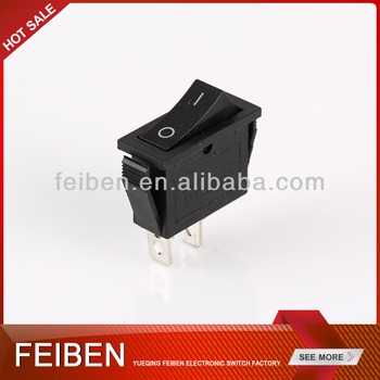 KCD8-212N Rocker Switch