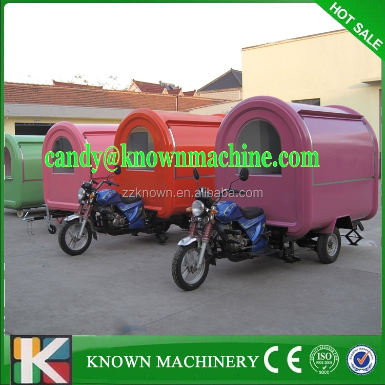 New motorcycle food trailer for sale