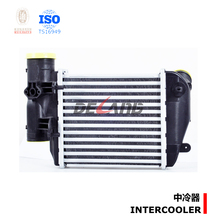 pipe and fins intercooler for auto's turbo manufacturer for AUDI A6 III ALLROAD (DL-E152)