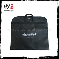 Advertising dress bags non-woven, hanging garment bag, dress bag