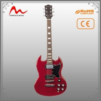 Newest electric guitar left handed with reasonable price