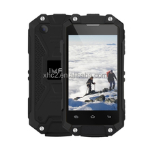 new products cheap price 2.45 inch iMAN X2 touch screen Waterproof 3G Rugged mobile phone