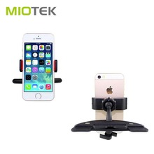 2016 high quality 360 design rotate universal CD Slot universal Car Holder mount for iphone samsung galaxy