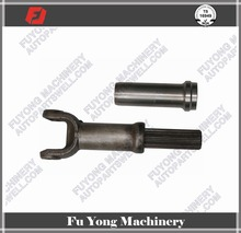 high quality forging tube yoke sleeve spline yoke and slip sleeve for drive shaft