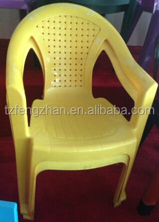 2014 moulding plastic chair making machine, plastic chair mould