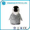high quality fashion new style grey christmas penguin plush toy