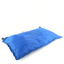 HIKOSKY Portable Self Inflating Camping Pillow for Backpacking/Hiking/Outdoor Trip/Beach Portable Ultralight Easy Carry