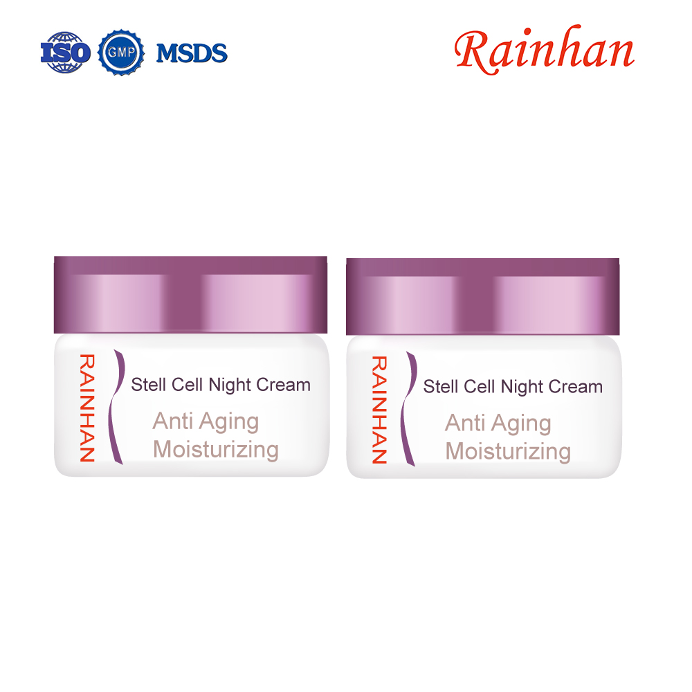 Anti Aging Stem Cell Night Cream for Eye Care