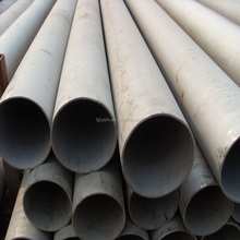 Duplex Stainless Steel Pipe Type 201 202 202L Stainless Steel Welded 4 inch Pipe with Standard ASTM / JIS 201 202 Stainless Tube